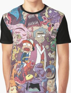 Gee Rick, Ketchum All? Graphic T-Shirt