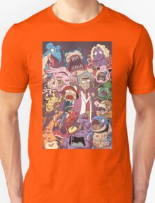 Gee Rick, Ketchum All? T-Shirt
