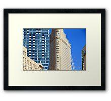 Toronto Architecture Framed Print