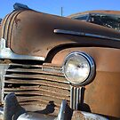 Rusted Pontiac by Michael McCasland