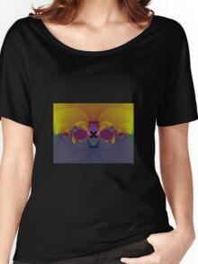 Peekaboo Women's Relaxed Fit T-Shirt