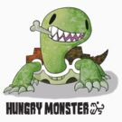 The Hungry Monster by Joshua  Smyth