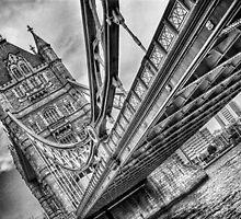 London Tower Bridge by Scott Anderson
