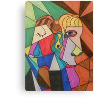 The Deceitful Partner Canvas Print