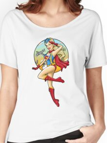 WWII Bombshell Women's Relaxed Fit T-Shirt