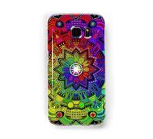 Mandala - Time Dilation - Jim Gogarty Samsung Galaxy Case/Skin