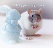 Happy Easter! by Ellen van Deelen