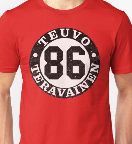 Teuvo Number  Unisex T-Shirt