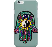 Hand of Fatima iPhone Case/Skin