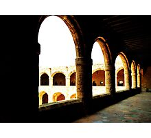 Grecian arches Photographic Print