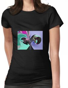 Fingerling Womens Fitted T-Shirt
