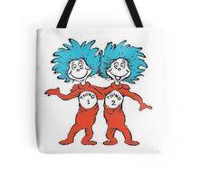 THING 1 THING 2 Tote Bag