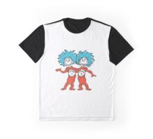 THING 1 THING 2 Graphic T-Shirt