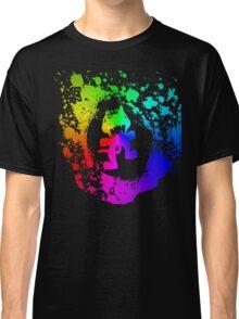 Colourful feline.  Classic T-Shirt