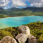 Sealers Cove, Wilsons Promontory, Victoria, Australia by Michael Boniwell