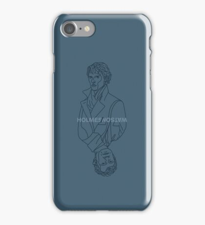 Consulting Detectives iPhone Case/Skin