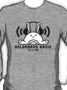 Goldenrod Radio, Johto's #1 radio station T-Shirt