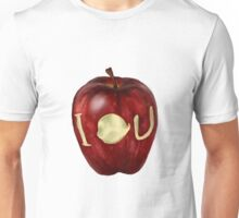 Moriarty IOU apple- BBC Sherlock Unisex T-Shirt