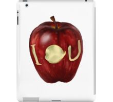 Moriarty IOU apple- BBC Sherlock iPad Case/Skin