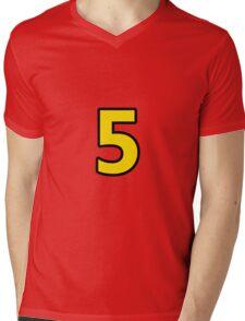 James Mens V-Neck T-Shirt