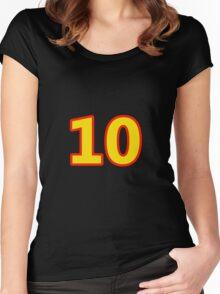 Douglas Women's Fitted Scoop T-Shirt