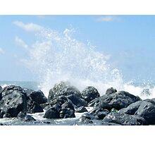 Power of Sea Photographic Print