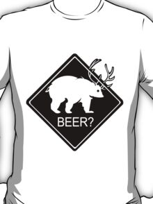 Beer Cool funny t-shirt T-Shirt