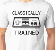 Classically Trained Humor Nice T-Shirt Unisex T-Shirt