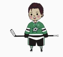 Jamie Benn by widdlekes
