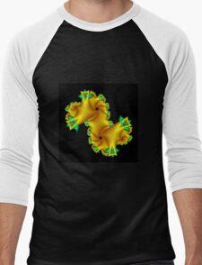 Seahorse Men's Baseball ¾ T-Shirt