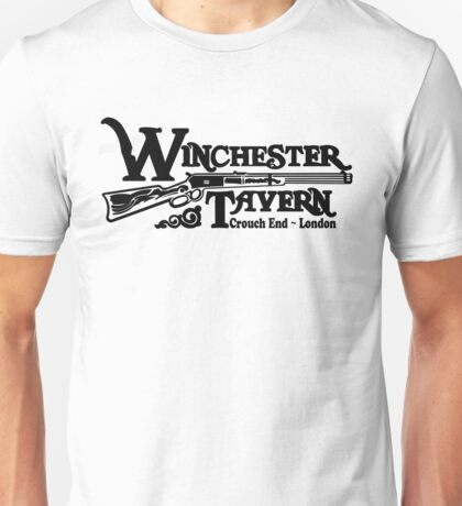 Winchester Tavern Crouch End London Unisex T-Shirt