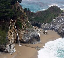 Julia Pfeiffer Burns State Park by photoeverywhere