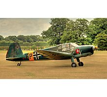 Bücker Bü 181 Photographic Print
