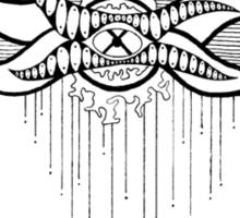 Medusa's Eye Sticker