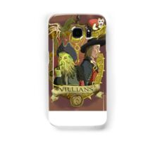 Villains- Pirates of The Caribbean Samsung Galaxy Case/Skin