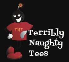 TNT Terribly Naughty Tees by Graphic Buttease