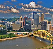Pittsburgh- A Perspective by vlwinphoto