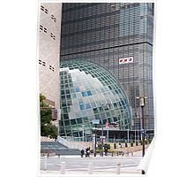 NHK Osaka Sphere Poster