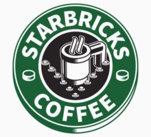 STARBRICKS COFFEE Your Lego Coffee Shop by futuristicvlad