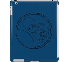 """Allons-y!"" Translated into Gallifreyan iPad Case/Skin"