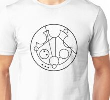 """Fantastic!"" Translated into Gallifreyan Unisex T-Shirt"