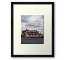 Warooka House Framed Print
