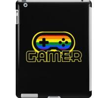 Rainbow Gamer iPad Case/Skin