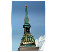 Vienna Steeple Poster