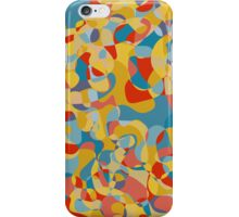 A Swirl of Wes Anderson iPhone Case/Skin