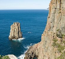 cape hauy seastack by photoeverywhere