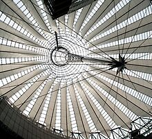 Architecture of the Potsdamer Platz by photoeverywhere