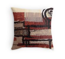 Entertaining the Clowns 2 Throw Pillow