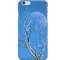 Moon Tree Blue Sky iPhone Case/Skin