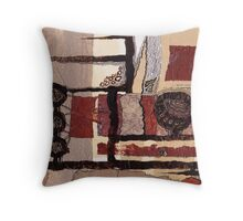 Entertaining the Clowns 1 Throw Pillow